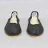 Женские кожаные тапочки
